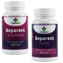 Beparent man + Beparent woman ZESTAW