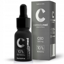 Olejek konopny CBD 10% GOLD 1500 mg, 15 ml